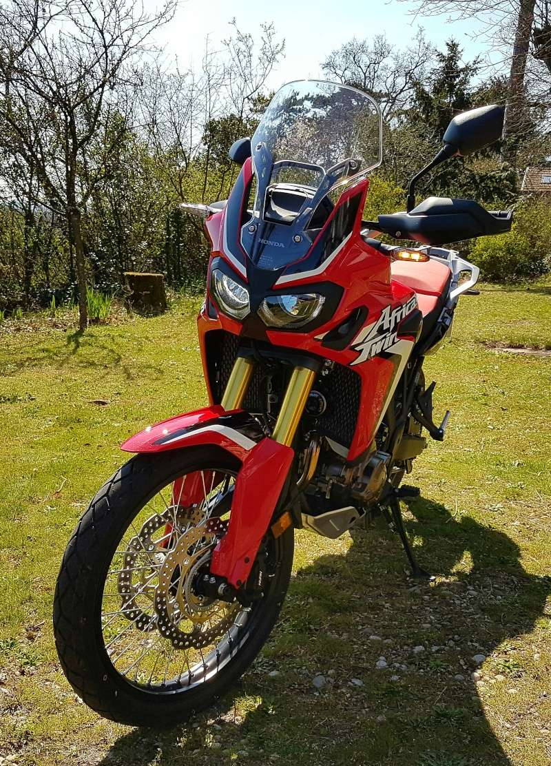 -2016- Album photo Africa Twin CRF 1000 - Page 4 20160311