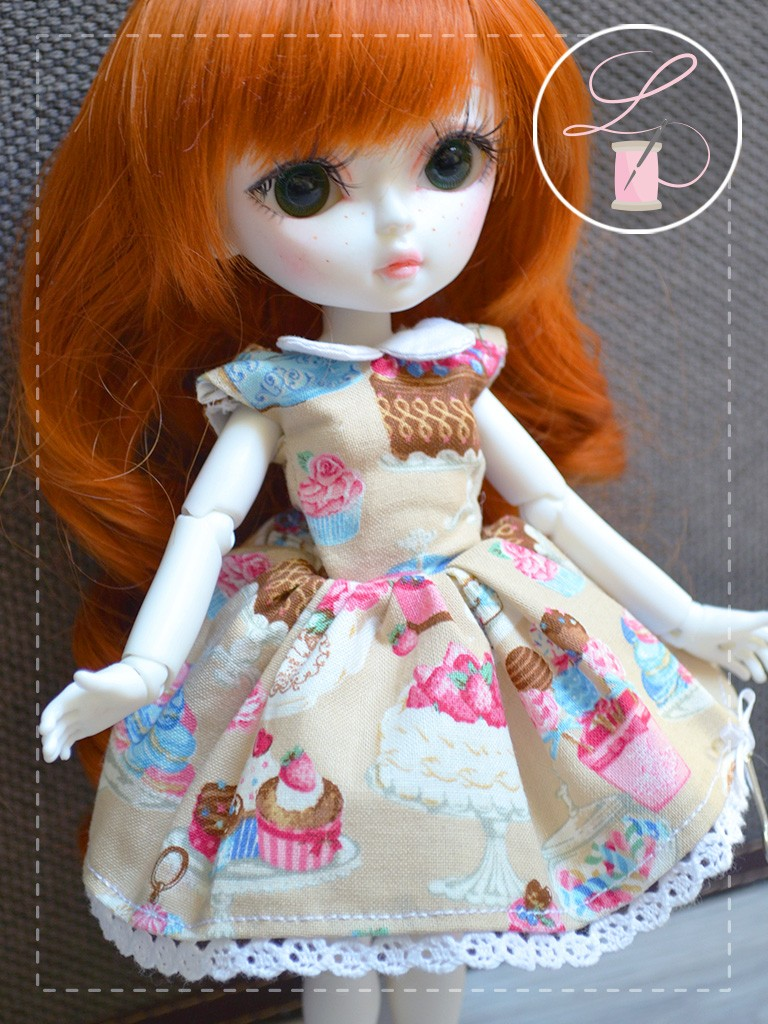 LullaCréation - robes pour Monster high, Pullip, Hujoo Sessio10