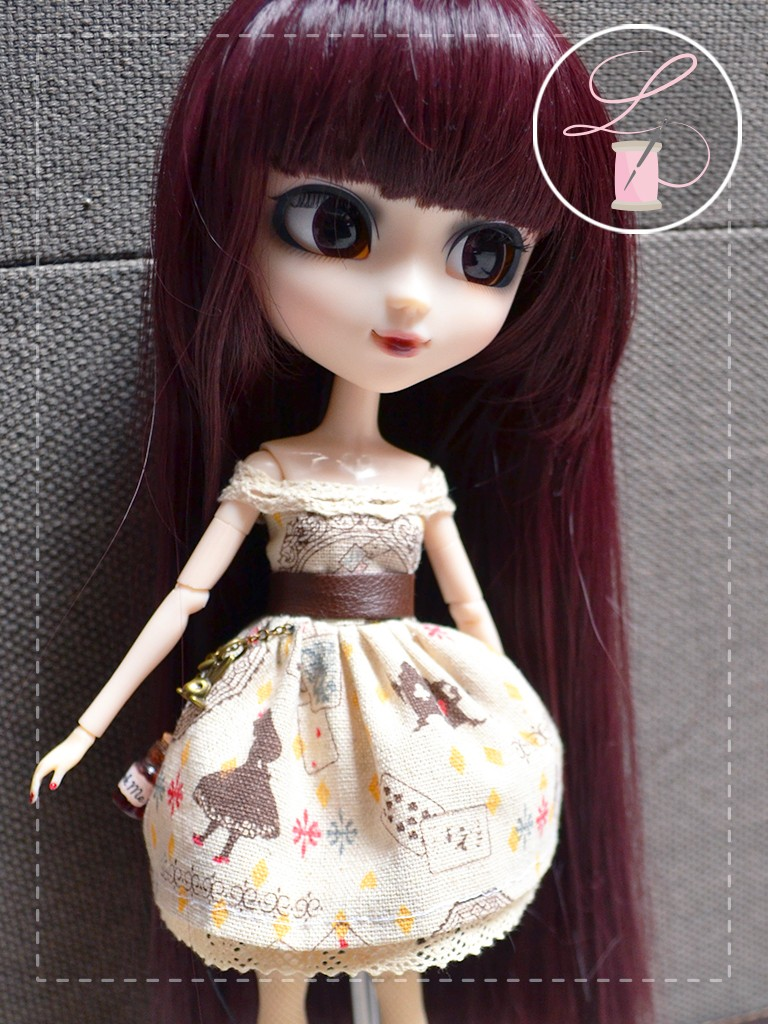 LullaCréation - robes pour Monster high, Pullip, Hujoo Sessio11