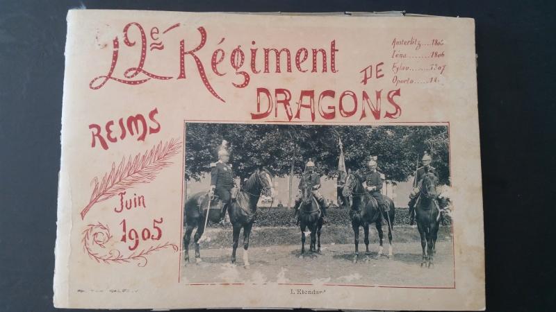 livre photo 22eme régiment de Dragons 20160106