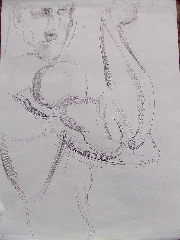 Croquis et autre - Page 2 Biceps10