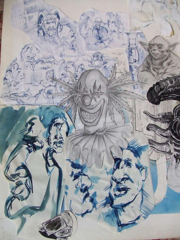 Croquis et autre - Page 3 Circ10