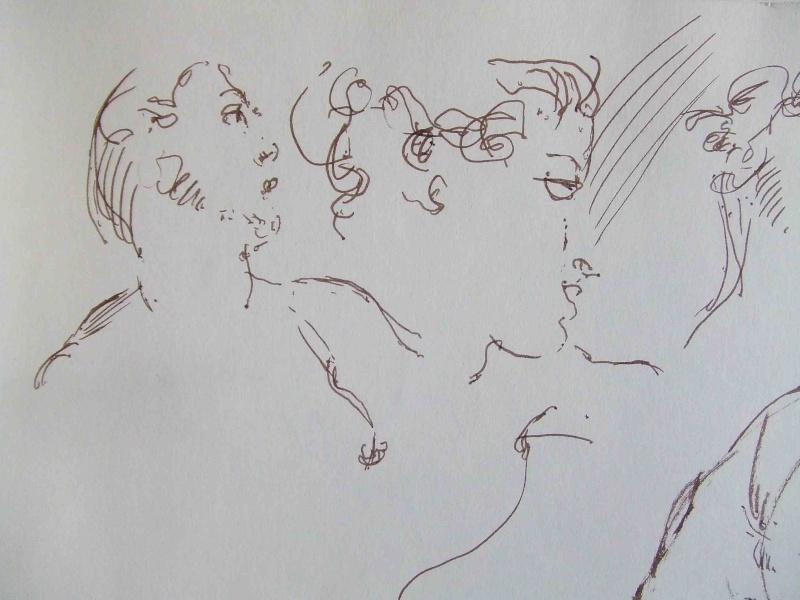 Croquis et autre - Page 2 Femme_11