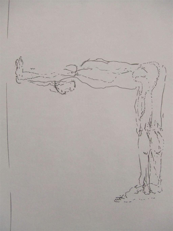 Croquis et autre - Page 5 Yoga_710