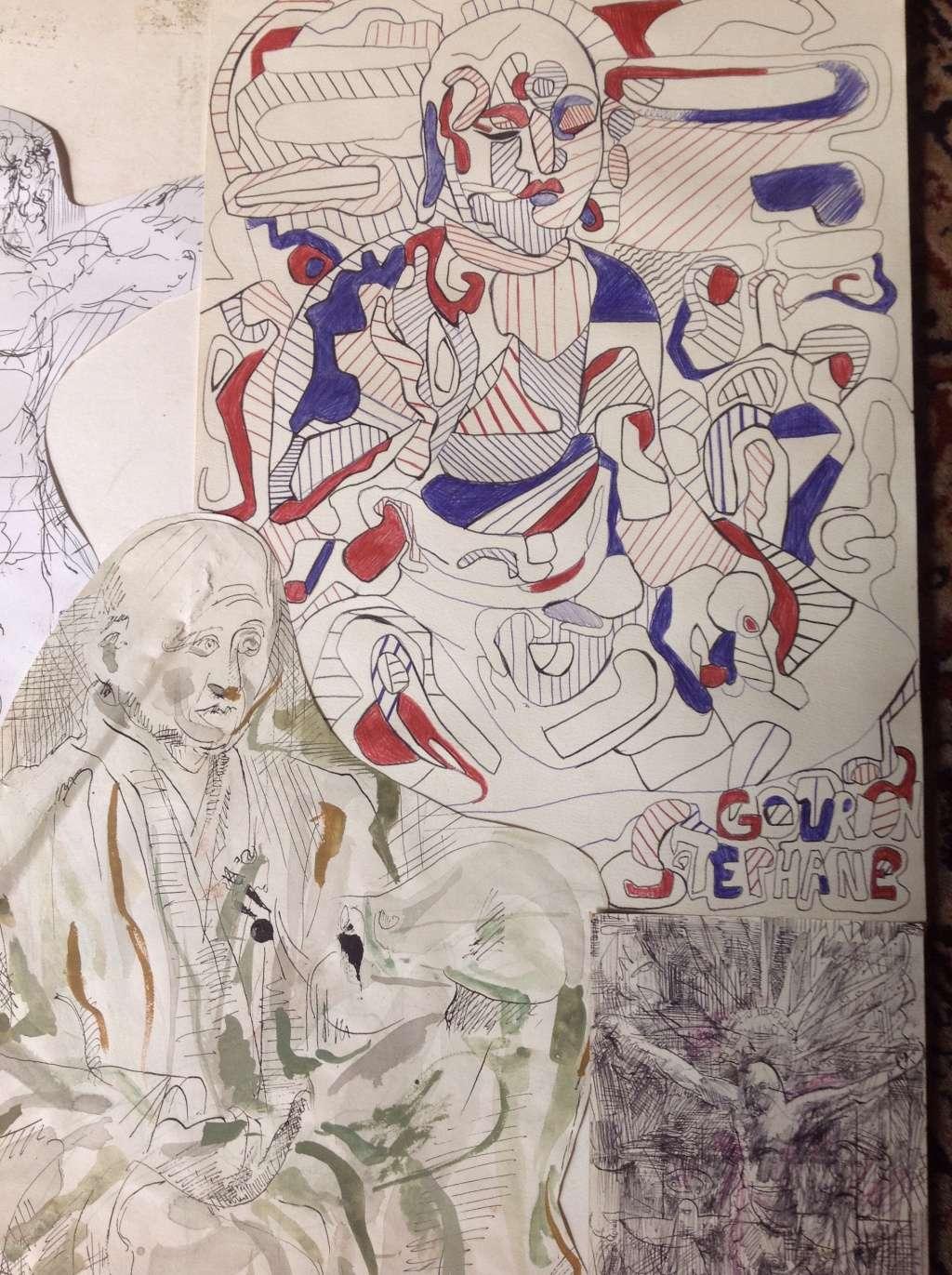 Croquis et autre - Page 3 Zen10