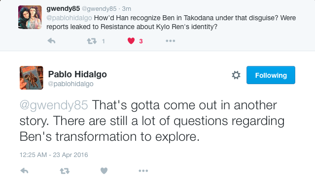[ARCHIVE] SW Sequel Trilogy Tweets  - Page 2 Screen25