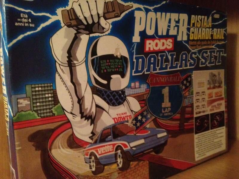 Vintage MB Power Rods Dallas Set Img_9345