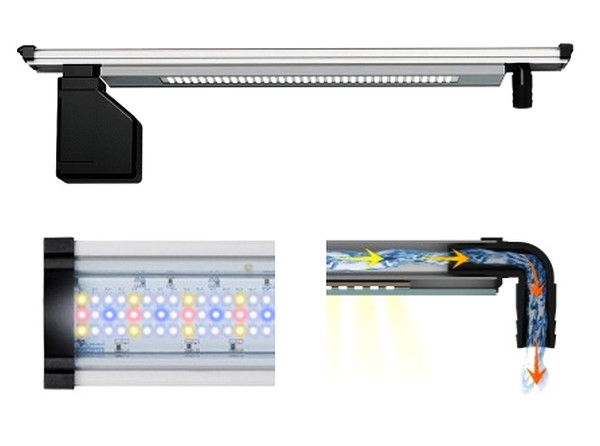 Système d'éclairage EASY LED H2O très bruyant Aquatl10