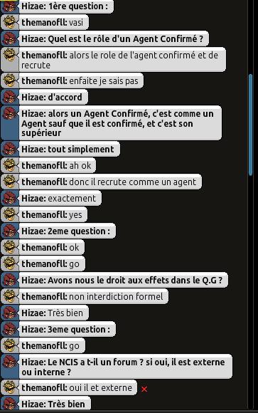 1er Rapport de Formation [Hizae] Ncis_h14