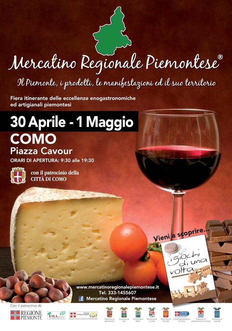 mercatino - MERCATINO REGIONALE PIEMONTESE - COMO 30 APRILE/1 MAGGIO - PIAZZA CAVOUR Immagi13