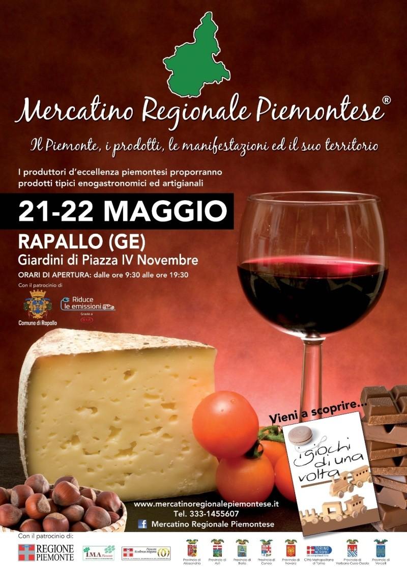 mercatino - MERCATINO REGIONALE PIEMONTESE - RAPALLO (GE) 21/22 MAGGIO - PIAZZA 4 NOVEMBRE Immagi16