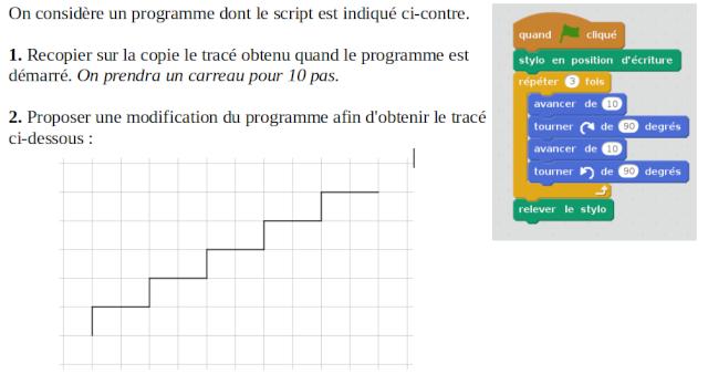 Informatique en cycle 3/4: découvrons Scratch (récapitulatif tenu à jour de mes essais page 8) - Page 11 Scratc12