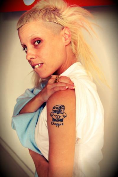 Die Antwoord Fan Tattoos 12873-10