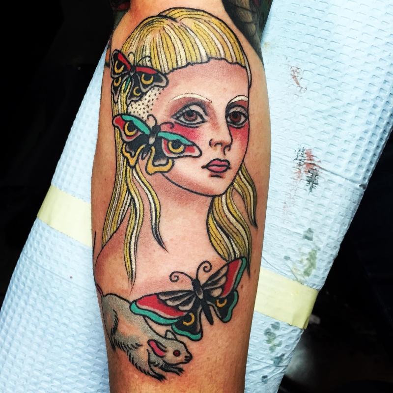 Die Antwoord Fan Tattoos 5hzf4210