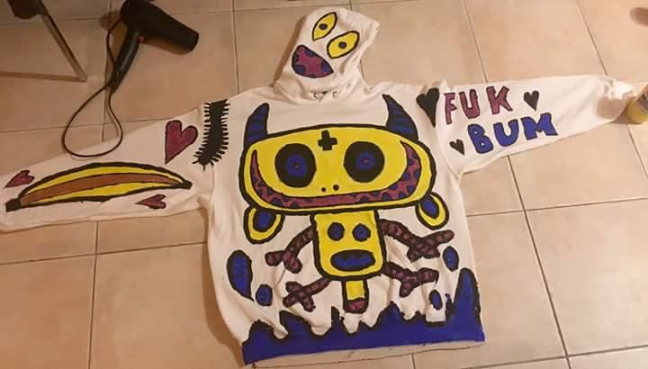 DIE ANTWOORD ZEF Futuristic Stylz Clothi10