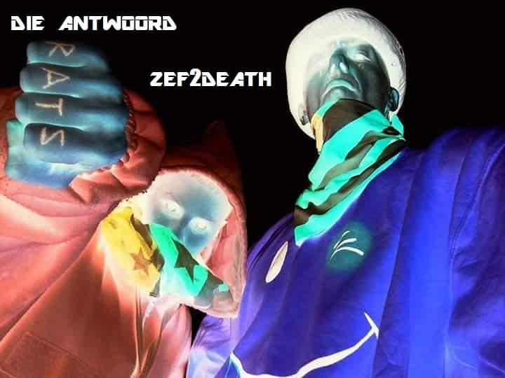 ZEF ZEF ZEF DIE ANTWOORD ZEF SIDE  Fb_im133