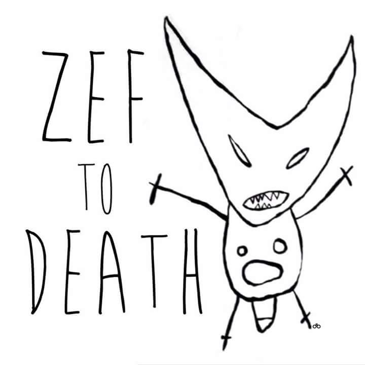 ZEF ZEF ZEF DIE ANTWOORD ZEF SIDE  Fb_img17