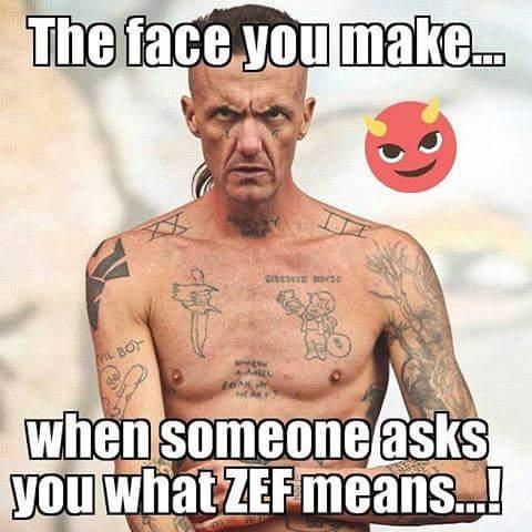 ZEF ZEF ZEF DIE ANTWOORD ZEF SIDE  Fb_img58