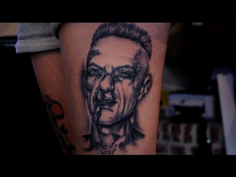 Die Antwoord Fan Tattoos Hqdefa11