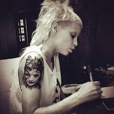 Die Antwoord Fan Tattoos Images15