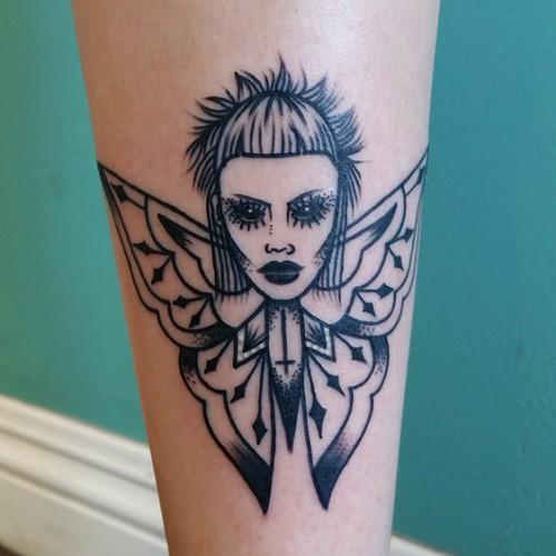 Die Antwoord Fan Tattoos Large10