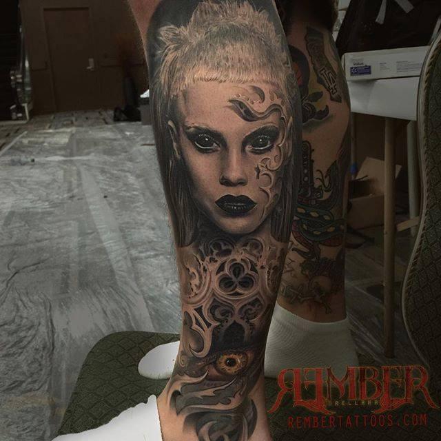 Die Antwoord Fan Tattoos Yoland10