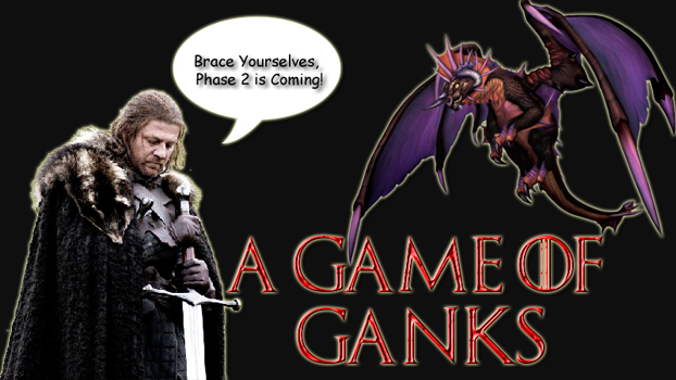 A Game of Ganks