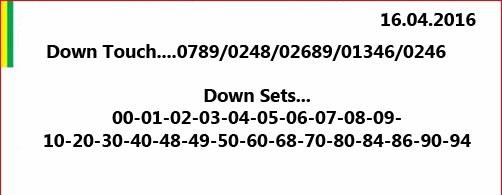 set downn.....16..04..2016 Ntgtc010