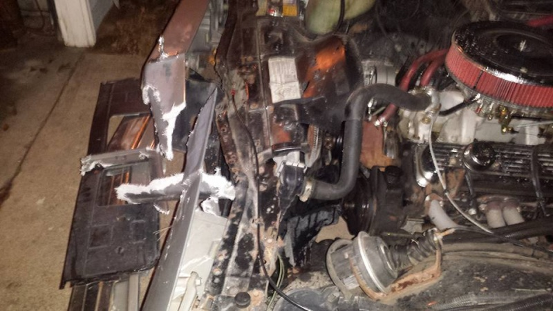 1984 Caprice Header Panel  12243510