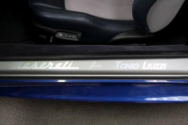 Gransport Tonio Liuzzi F1 A vendre  Cs-95625