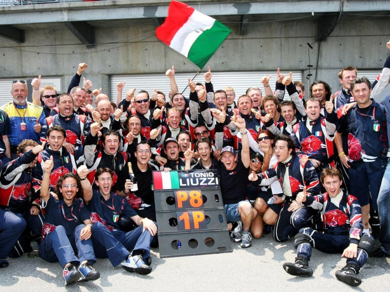 Gransport Tonio Liuzzi F1  Img_0920