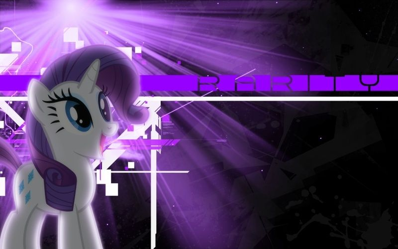 Rarity Wallpappers 1612