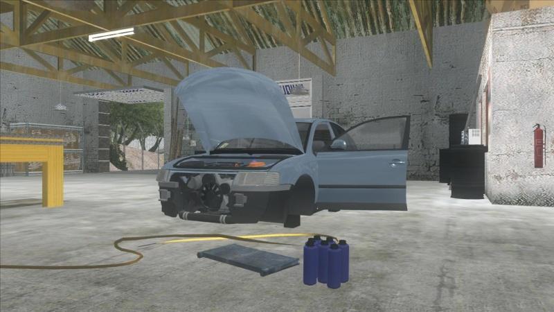 Dacistu's garage ! Galler21