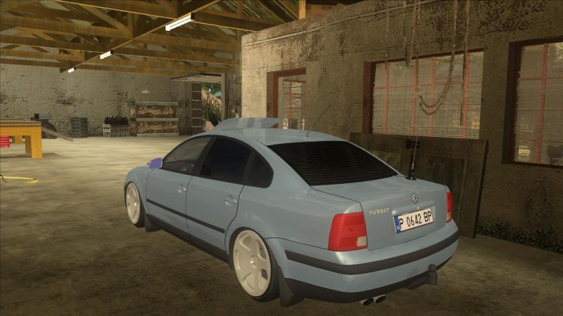 Dacistu's garage ! Galler25