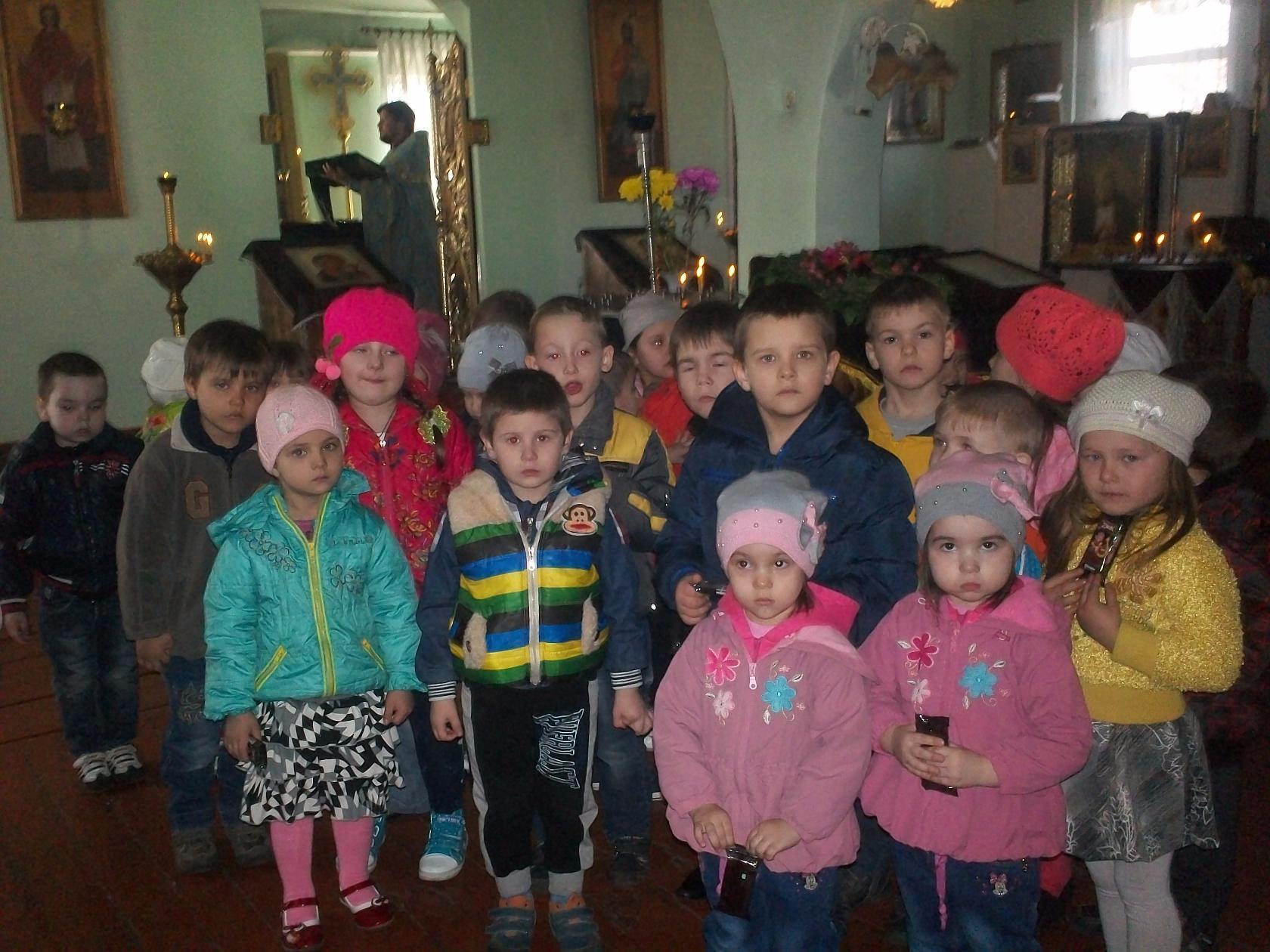 А в детском садике праздник. 310