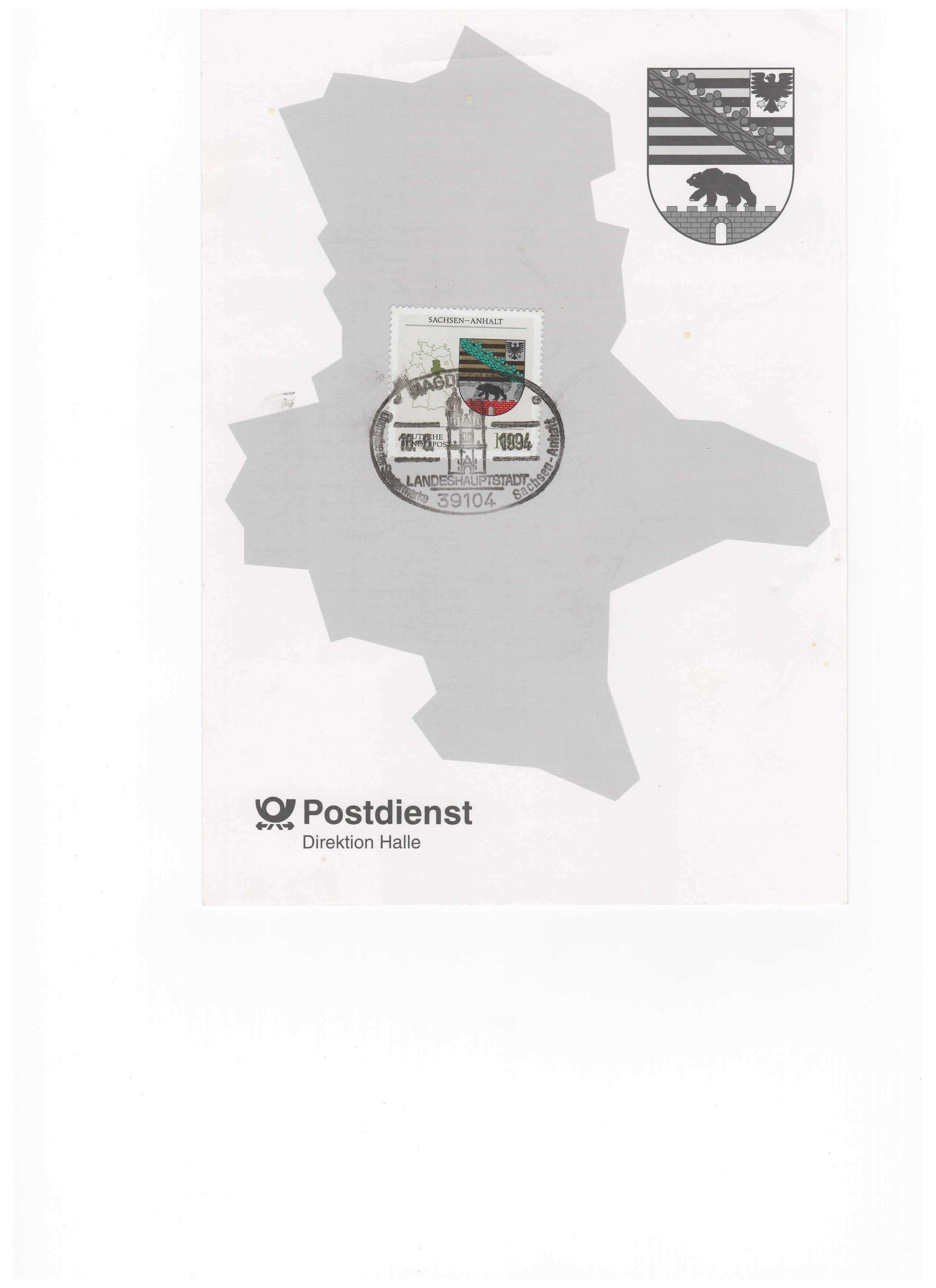 Biete: Ersttagsbriefe und -blätter DDR, BRD, Ungarn Img10010