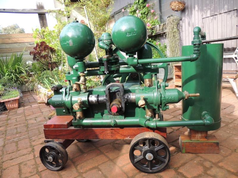 The pump that got away - Nu Frend 312