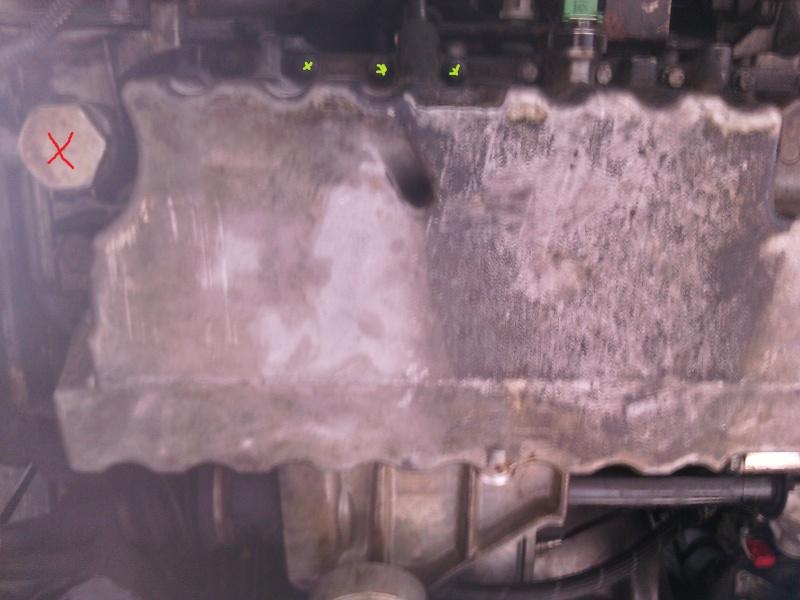 [TUTO] Démontage carter d'huile Safrane 2.5 20V Volvo Img_2022