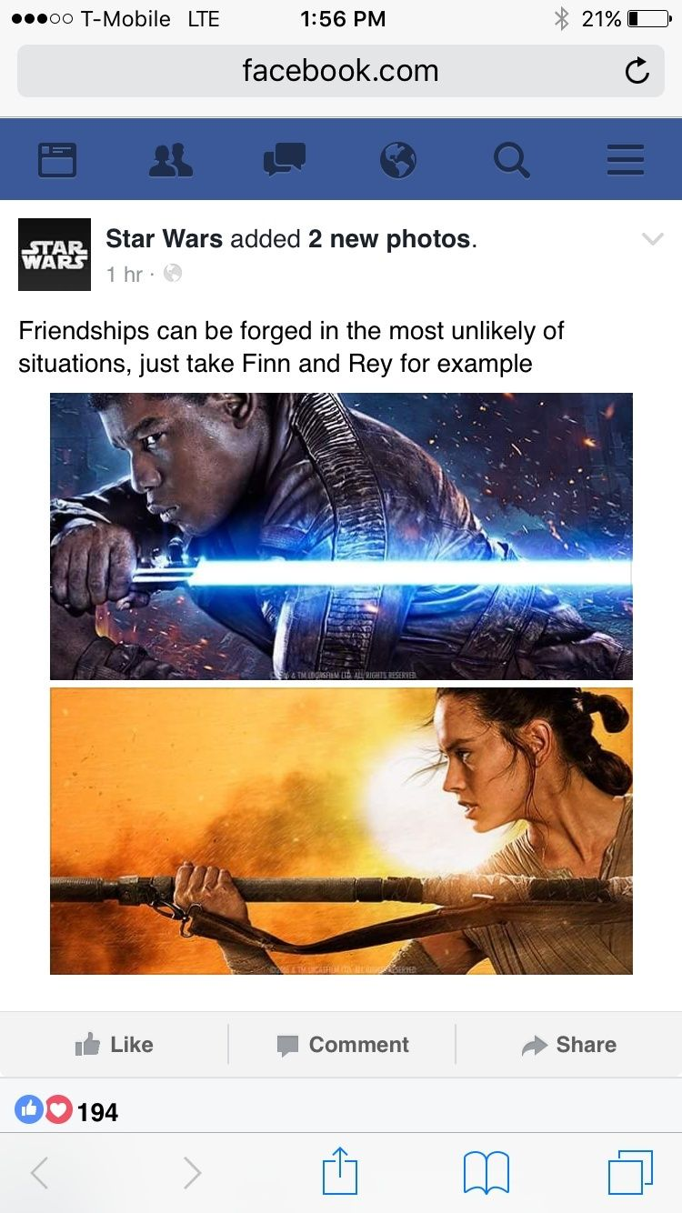 Why Finn and Rey are an awesome duo, of friends! - Page 10 Image13