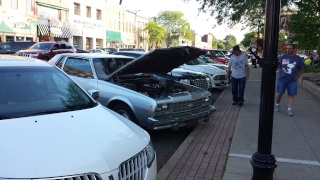 Car shows / Swamp Meets Midwest 20150913