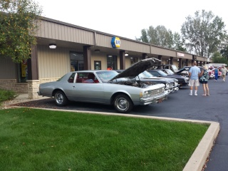 Car shows / Swamp Meets Midwest 20150914