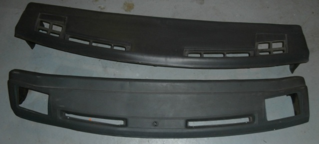 Truck gasket, Dash Pads P4030010