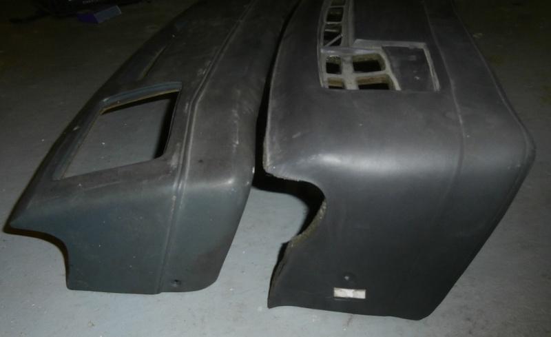 Truck gasket, Dash Pads P4030012