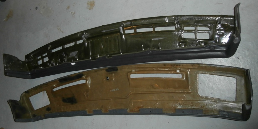 Truck gasket, Dash Pads P4030014
