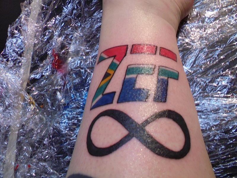 Die Antwoord Fan Tattoos 03411