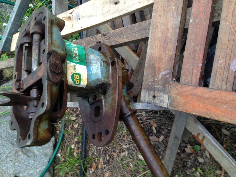 restauration - Restauration Staub PP2XS6 (début des ennuis ) Image18