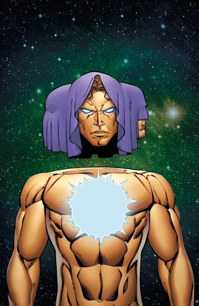 Adam Warlock the New Living Tribunal Thanos10