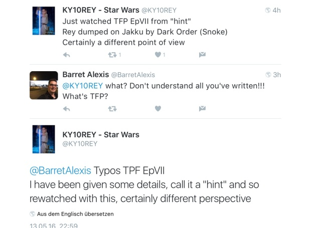 [ARCHIVE] SW Sequel Trilogy Spoilers/Rumors Image79