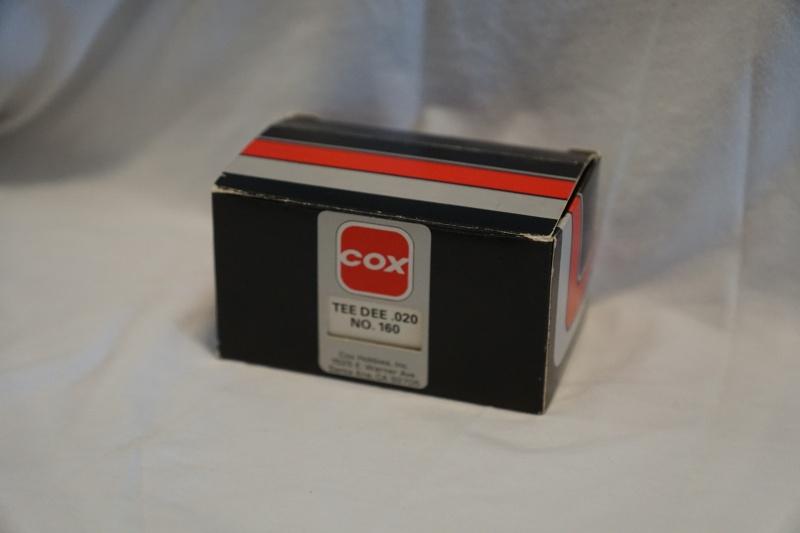 Cox Tee Dee .020 Engine (Cox No.160) Appears NIB - $100 shipped CONUS Dsc00615