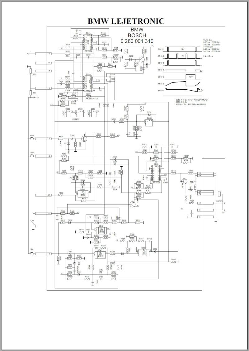 Bosch air flow meter restoration: summary Bosch_10